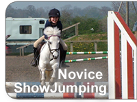 Novice Showjumping Details